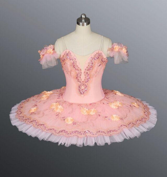 Ballerina doll pancake dress