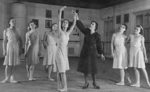 Vaganova ballet
