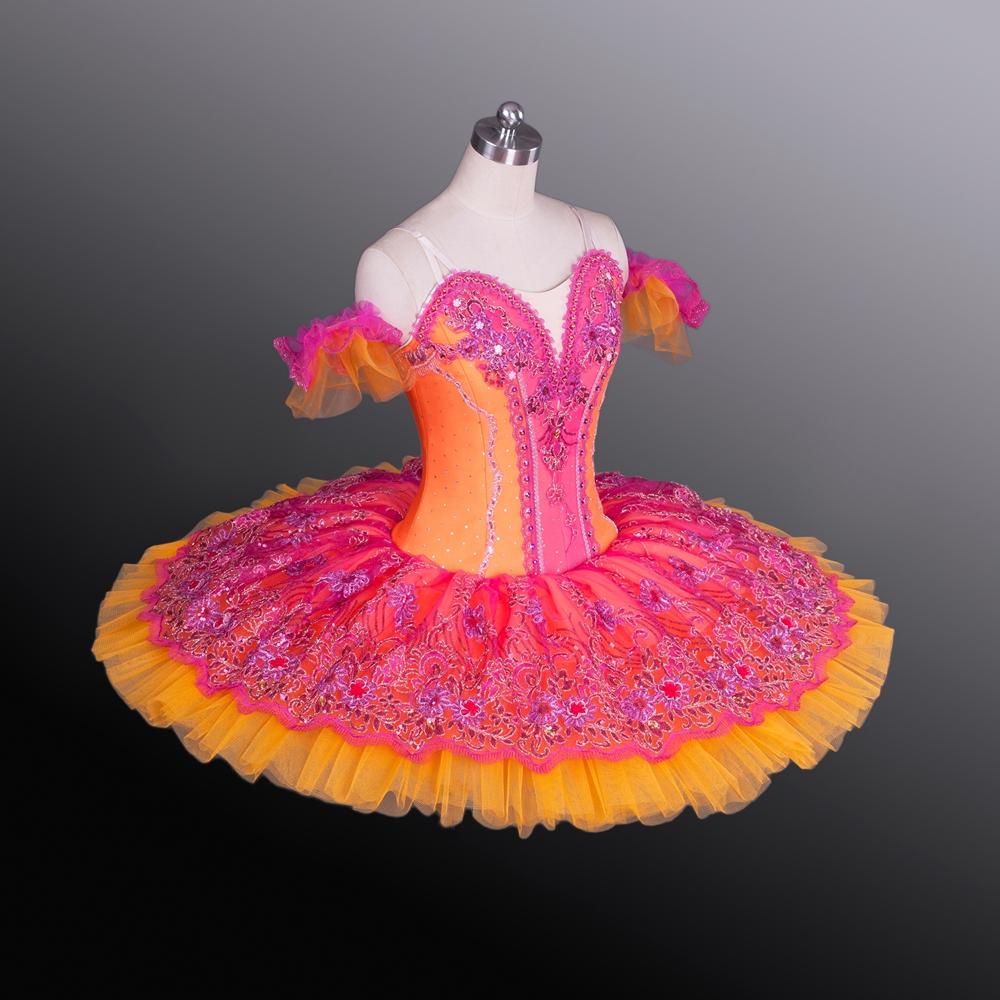 Fun Times Pink Pancake Tutu Dress Arabesque Life Tutus