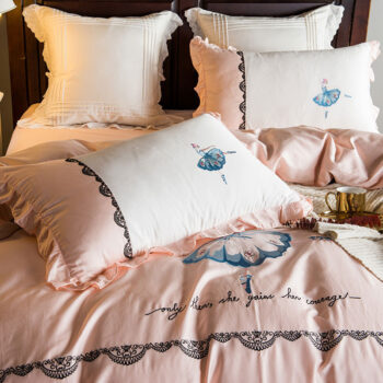 Premium Ballet Bedding Sets