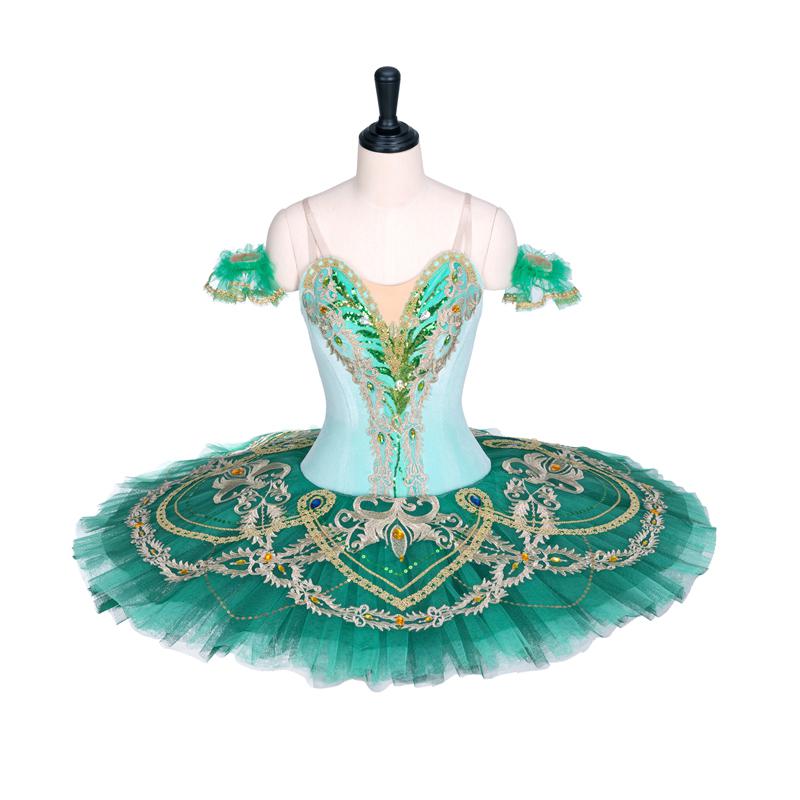 a7e53cb3d NEW Classical Royal Green Ballet Platter Tutu – Professional Performances